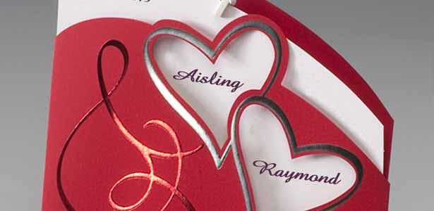 Undangan Pernikahan Raymond